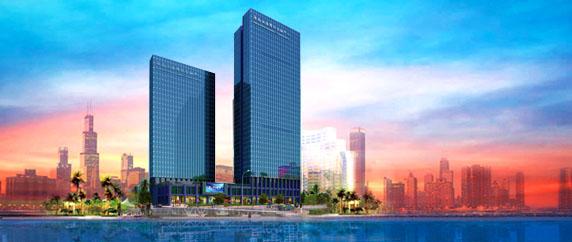 ·海南滨海国际金融中心